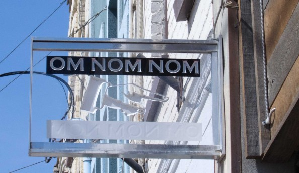 Nom Nom indeed