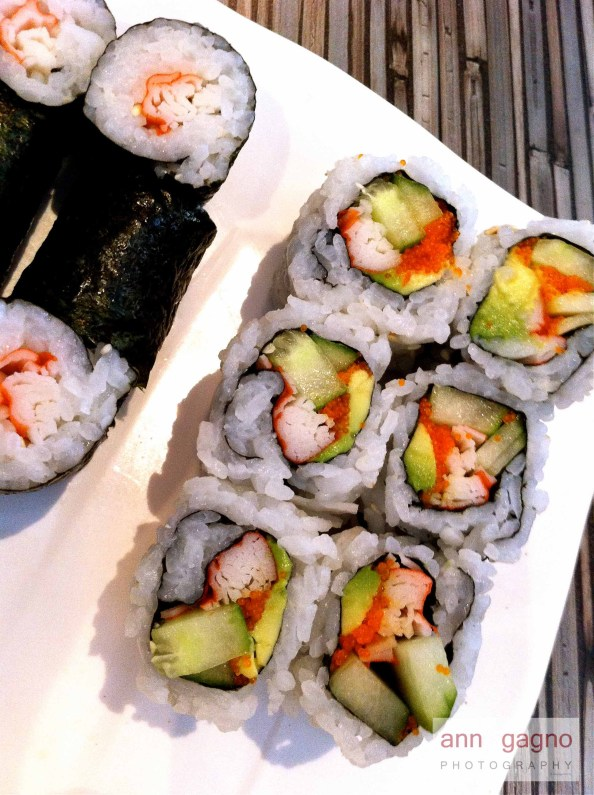 Sushi Sushi Bar California Roll