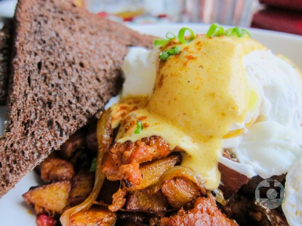 The Good Fork Chorizo Hash