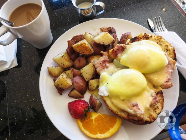 Emma's Country Kitchen Eggs Benny