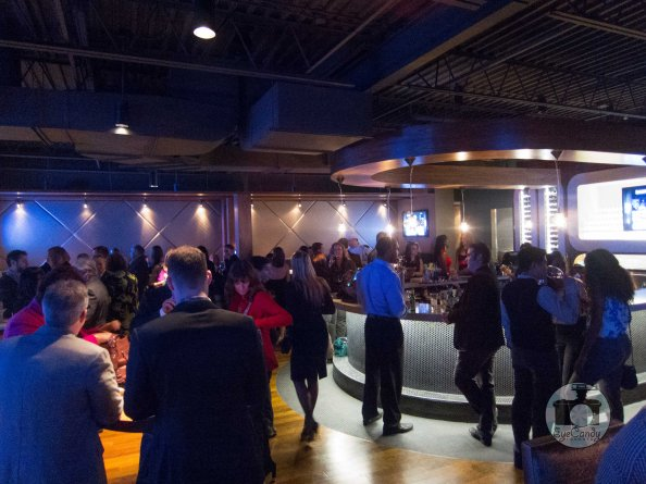 Chop Steakhouse Opening Crowd
