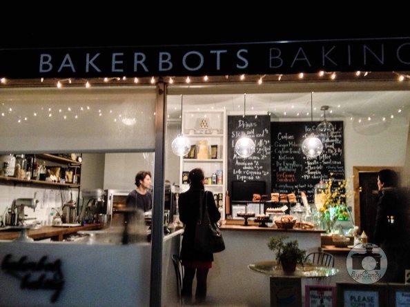 Bakerbots Baking