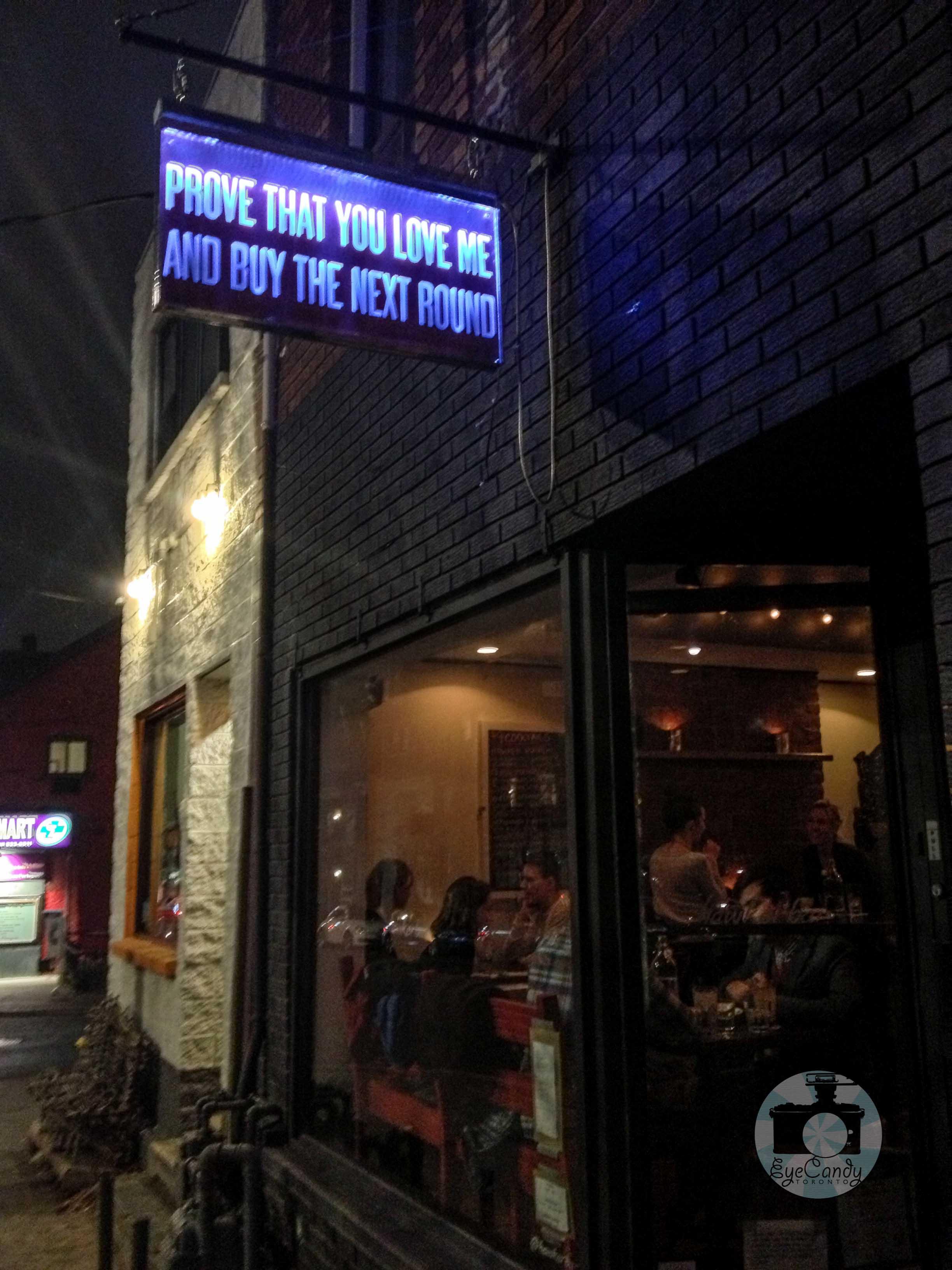 Hawker Bar and Yogurty's | Food Trippin'