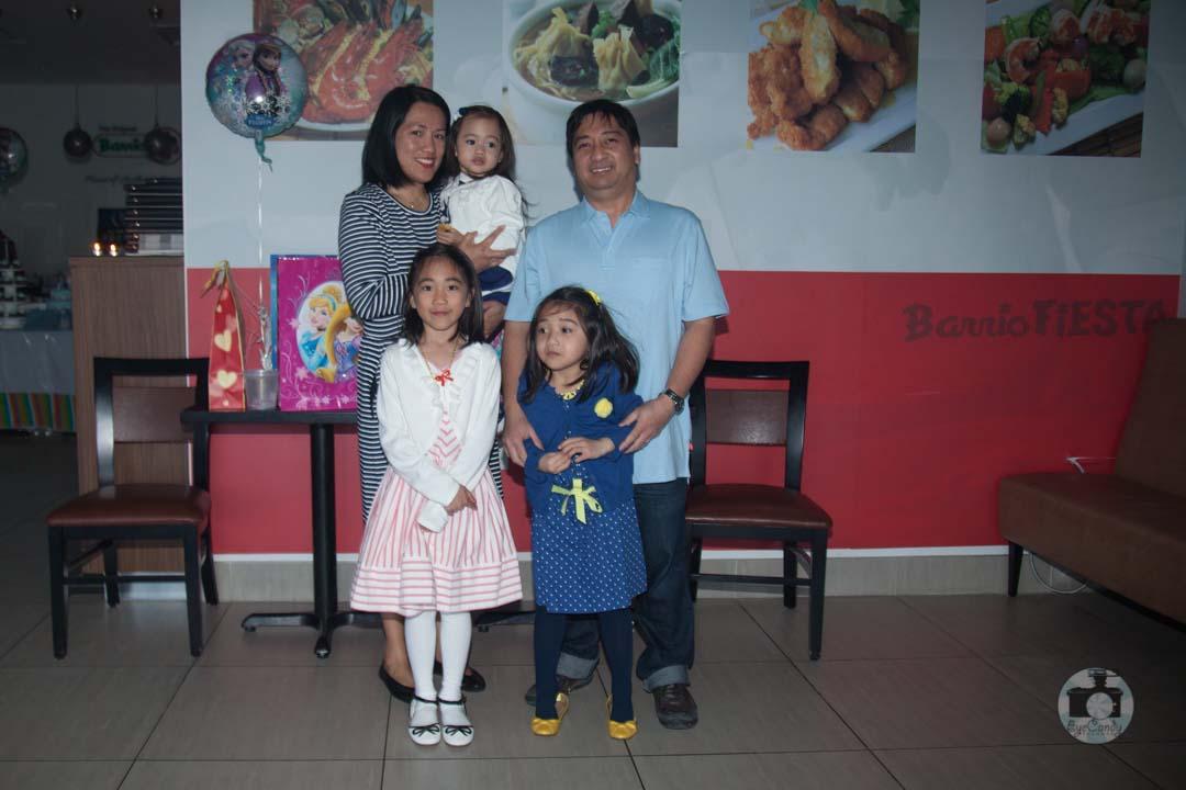 Annes Th Birthday At The Original Barrio Fiesta Food Trippin - Childrens birthday parties north york